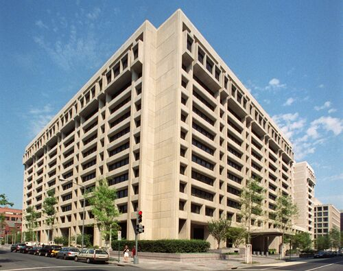 Sede da FMI em Washington