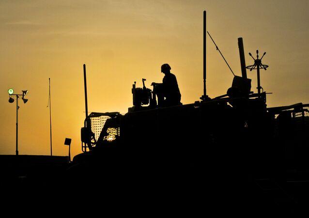 Forças dos EUA no Afeganistão
