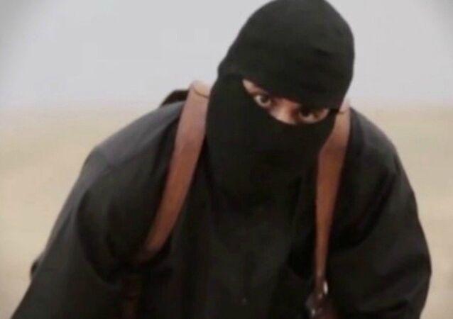 Jihadi John, terrorista britânico responsável por executar reféns do Estado Islâmico