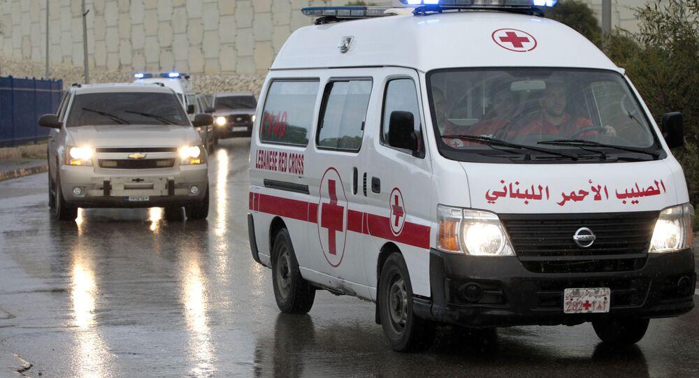Explosões teriam ocorrido a 200 metros de um hospital do Hezbollah na capital libanesa