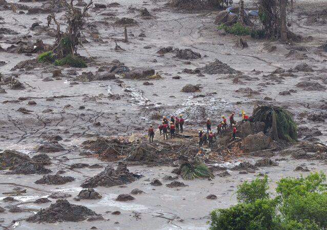 Tragédia de Mariana é o maior desastre ecológico do Brasil