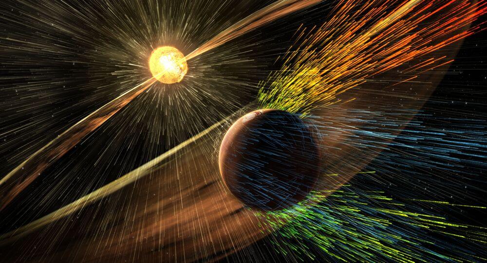 Sol e Marte