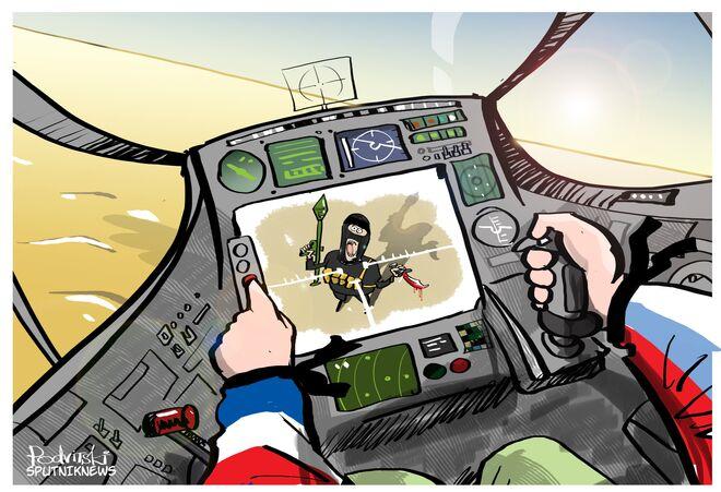 Rússia e França juntam esforços para combater o Estado Islâmico