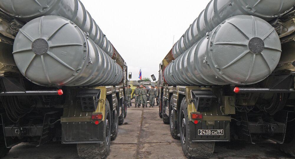 Sistemas de mísseis antiaéreos S-300