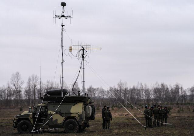 Apresentação de sistema de neutralização radioelectrônica Leyer 2