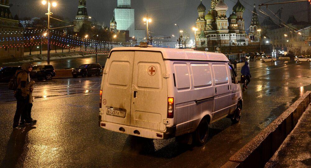 Boris Nemtsov foi morto no centro de Moscou