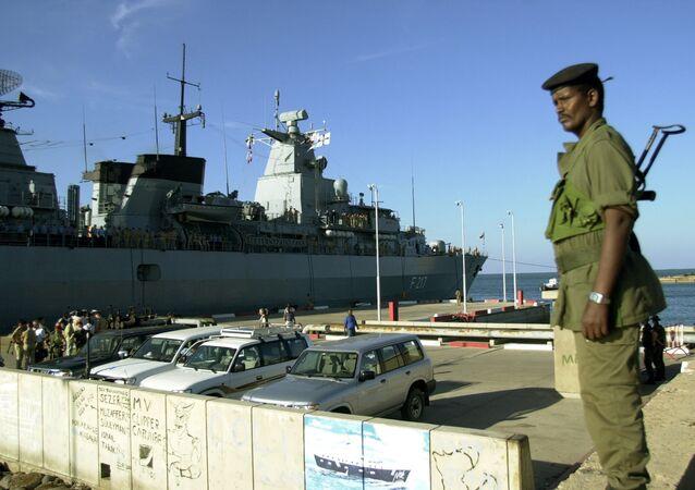 Porto de Djibouti