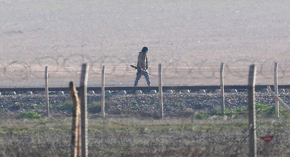 Fronteira turco-síria