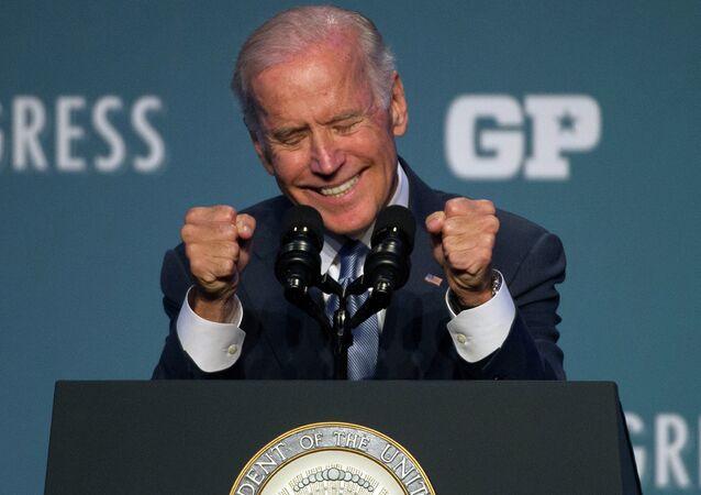 Vice-presidente dos EUA Joe Biden