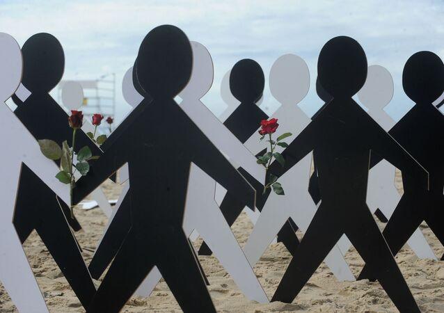 ONU celebra o Dia da Discriminação Zero