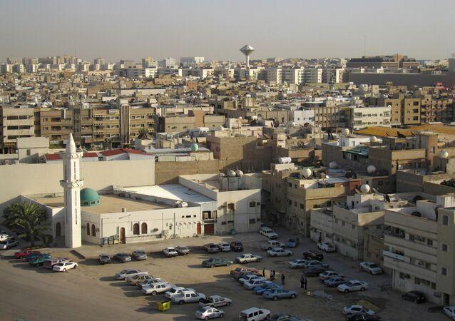 Vista geral de Riad, capital da Arábia Saudita (foto de arquivo)