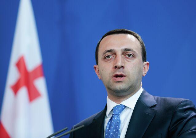 Primeiro-ministro da Geórgia, Irakli Garibashvili