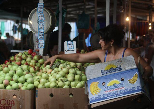 Setor de alimentos é um dos mais afetados na Europa devido às sanções antirrussas