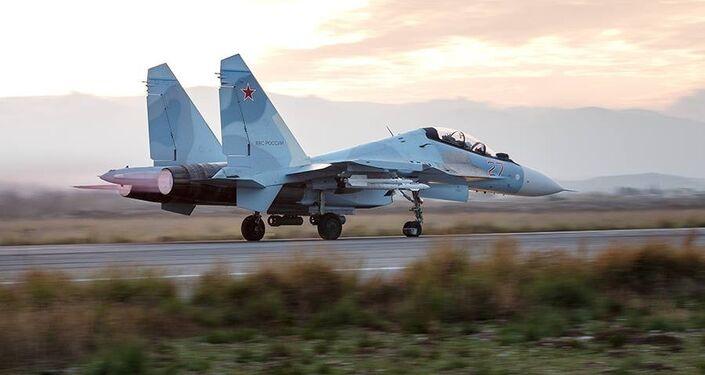 Dia-a-dia na Base Aérea da Rússia na Síria