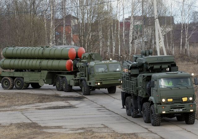 Defense Ministry's antiaircraft missile battalions on combat alert duty