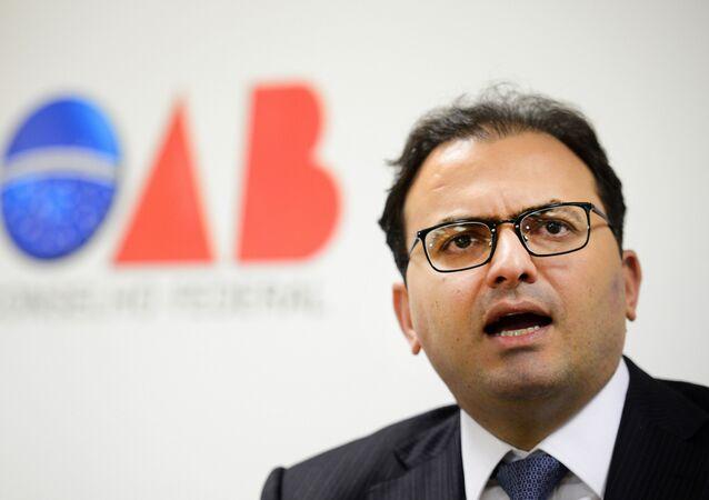 Presidente da OAB, Marcus Vinícius Furtado Coêlho