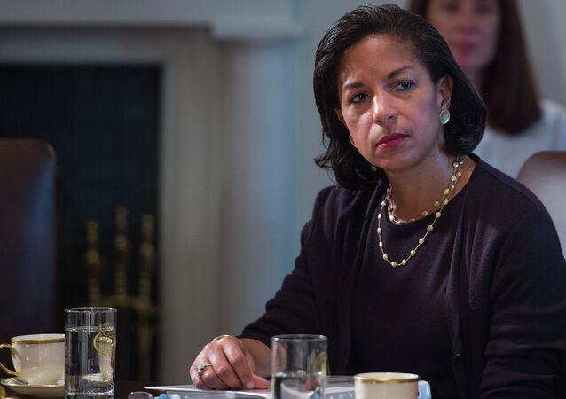 Susan Rice, assessora de segurança nacional