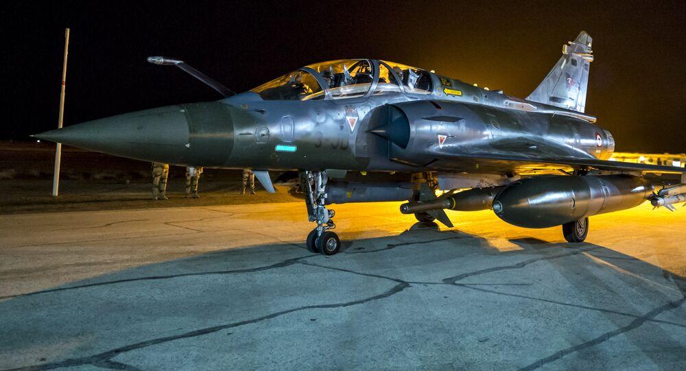 Mirage 2000 francês