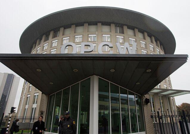 Sede da Organização para a Proibição de Armas Químicas (OPAQ)