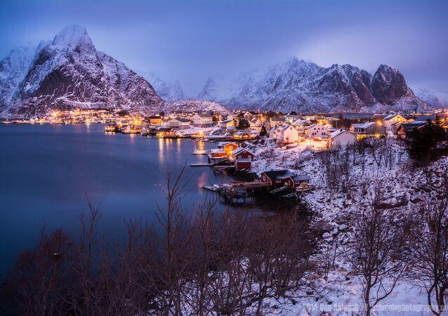 Ilhas de Lofoten, Noruega