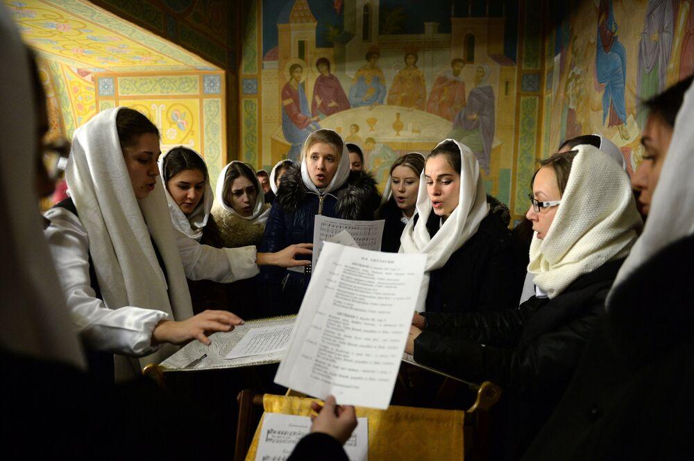 Como a Rússia celebra o Natal Ortodoxo