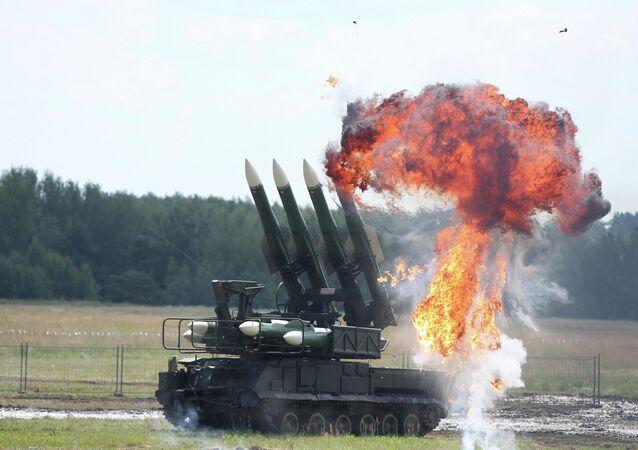 Sistema de mísseis Buk