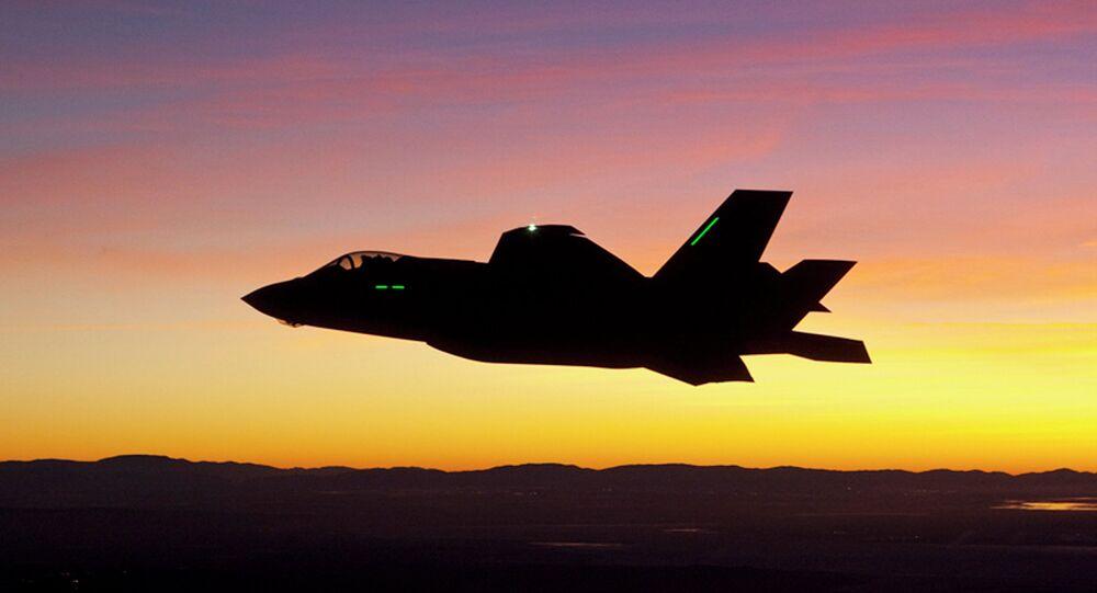 Aeronave elaborada pela Lockheed Martin - uma das maiores empresas aeroespaciais e militares
