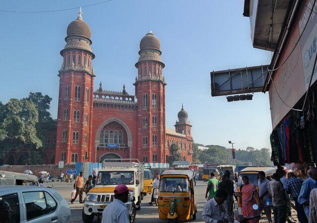 Supremo Tribunal de Madras, Índia