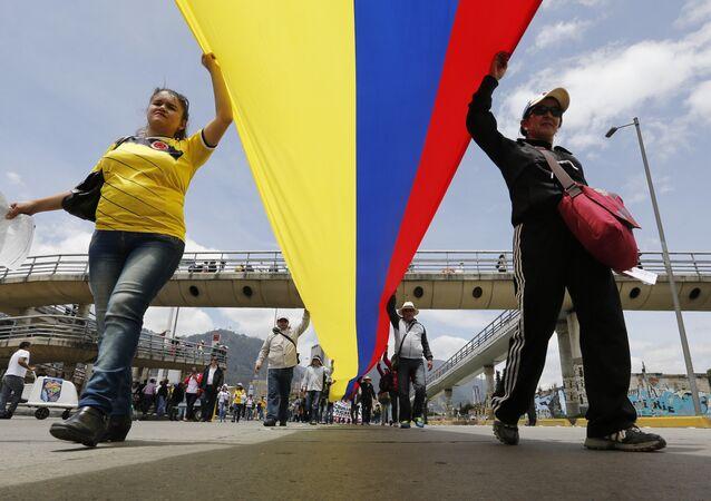 Bandeira da Colômbia