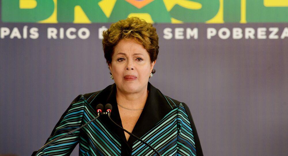 Presidente Dilma, Brasil