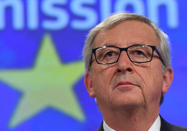 Jean-Claude Juncker, presidente da Comissão Europeia