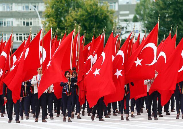 Ancara não aceita a participação do Partido da União Democrática (PYD), que representa os curdos, nas negociações