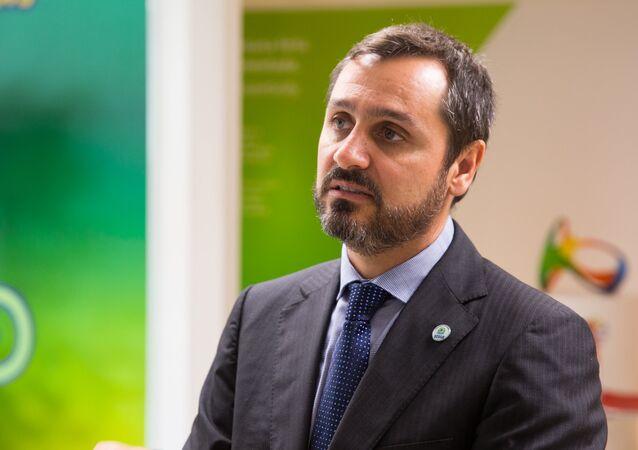 Andrei Rodrigues, Secretário extraordinário de Segurança para Grandes Eventos