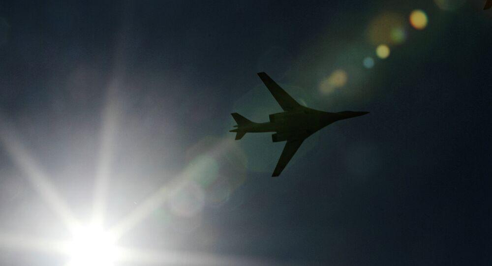 Caça bombardeiro Тu-160