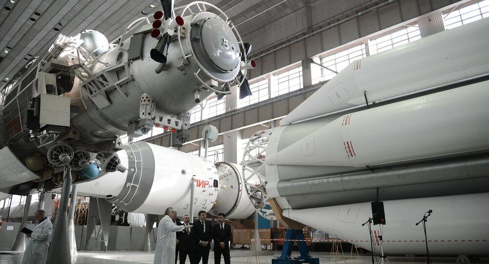 JSC Information Satellite Systems - Reshetnev Company