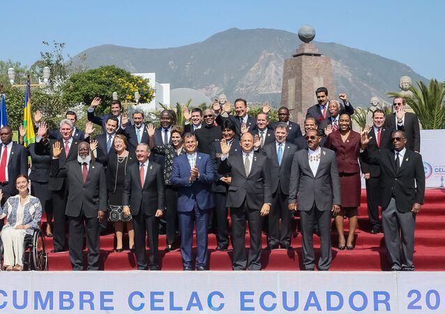 IV Cúpula de Chefes de Estado e de Governo da Comunidade de Estados Latino-Americanos e Caribenhos – CELAC