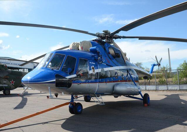 Helicóptero russo Mi-171Sh