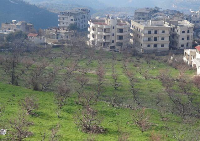 Província de Latakia, Síria