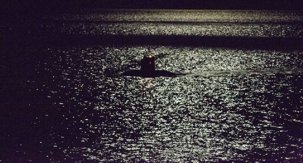 Submarino indetectado
