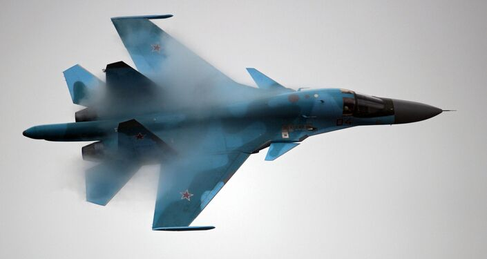 Sukhoi Su-34