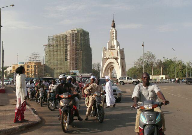 Capital de Mali, Bamako