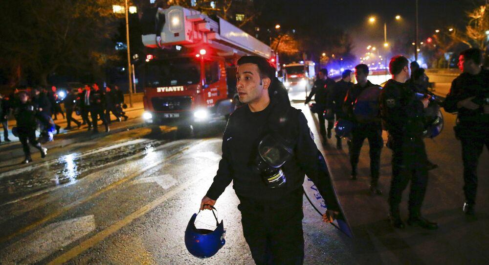 Explosão em Ancara, 17 de fevereiro