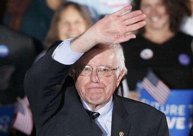 Bernie Sanders, candidato democrata à presidência dos EUA (foto de arquivo)