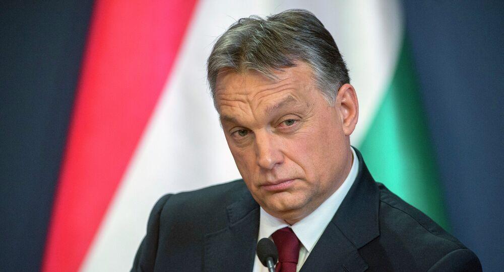 Primeiro-ministro húngaro, Viktor Orban