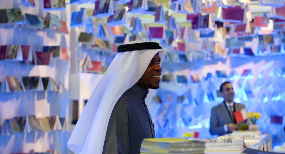 Foto de arquivo. Um homem usando keffiyeh