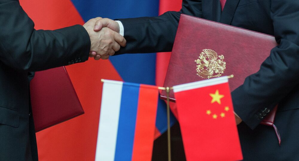 Relações sino-russas