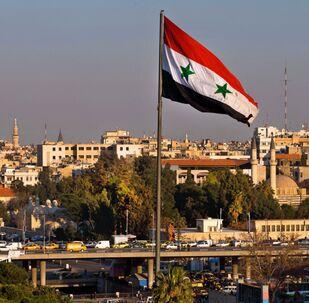 Damasco, Síria, em 28 de fevereiro de 2016