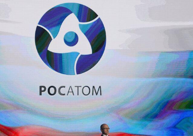 Corporação russa de tecnologia nuclear Rosatom