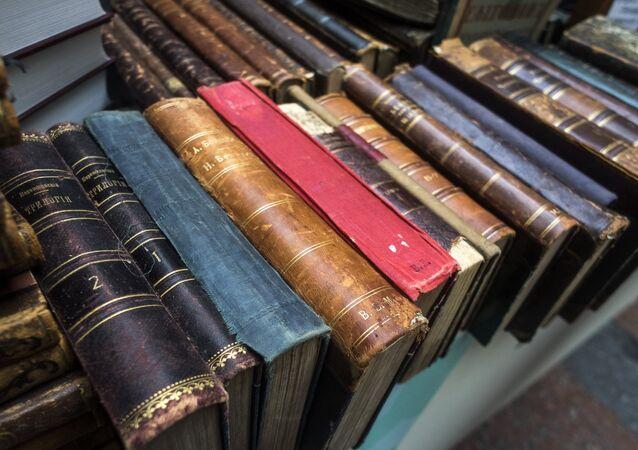 Livros de literatura russa