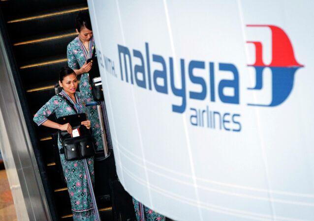 Comissárias de bordo da Malaysia Airlines